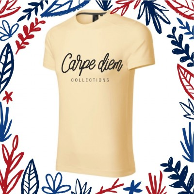 Pánske strečové tričko CARPE DIEM