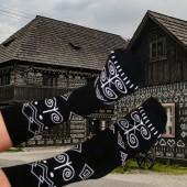Slovenské ponožky ČIČMANY