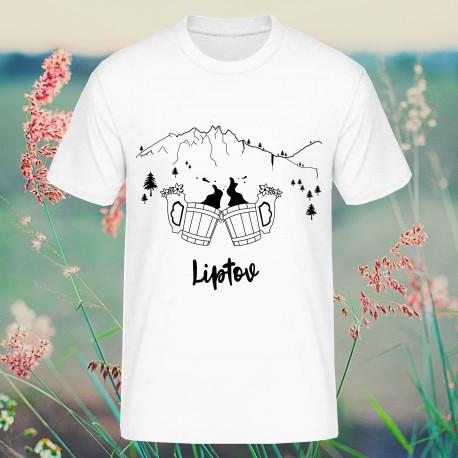 Tričko LIPTOV črpáky