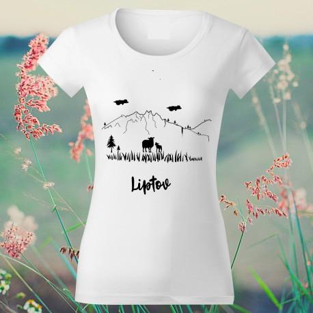 Tričko LIPTOV ovečky