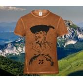 Originálne prevedenie - tričko JÁNOŠÍK
