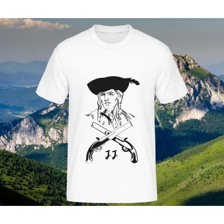 bavlnené alebo funkčné tričko JÁNOŠÍK