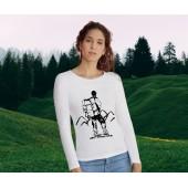 bavlnené alebo funkčné tričko Turista