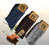 Ovčie vlnené ponožky 3 páry