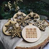 Vianočné ozdoby ČIČMANY