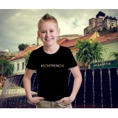 Chlapčenské tričko z BIO bavlny SOMTRENCIN