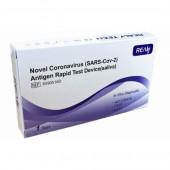 Antigenový COVID-19 test zo slín