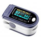 Lekársky prstový pulzný oxymeter