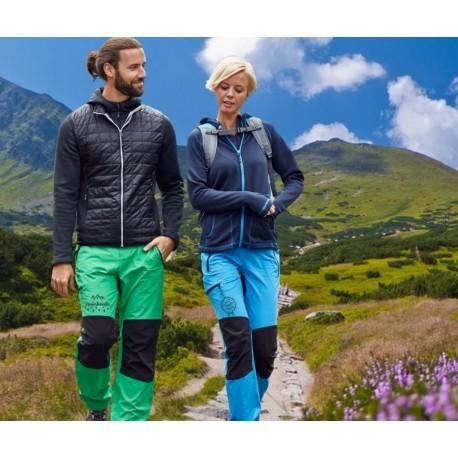 Trekingové nohavice dlhé v 5 farbách, dámske a pánske