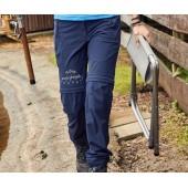 Trekingové nohavice odopínateľné, dámske a pánske