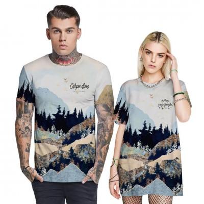Veľmi pohodlné, mäkké a elastické tričko BYSTRINA