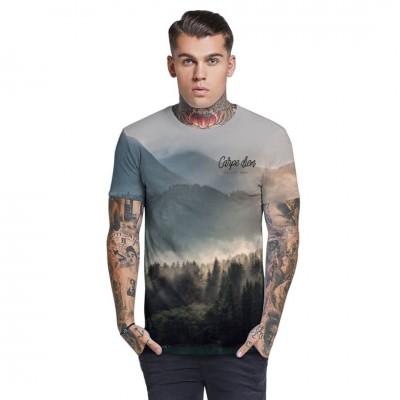 Veľmi pohodlné a elastické tričko RÁNEČKO