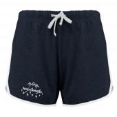 Dámske športová krátke nohavice
