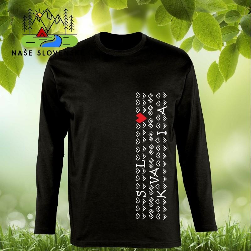 65147fa9335ce tričko od slovenských tvorcov s motívom naše slovenské