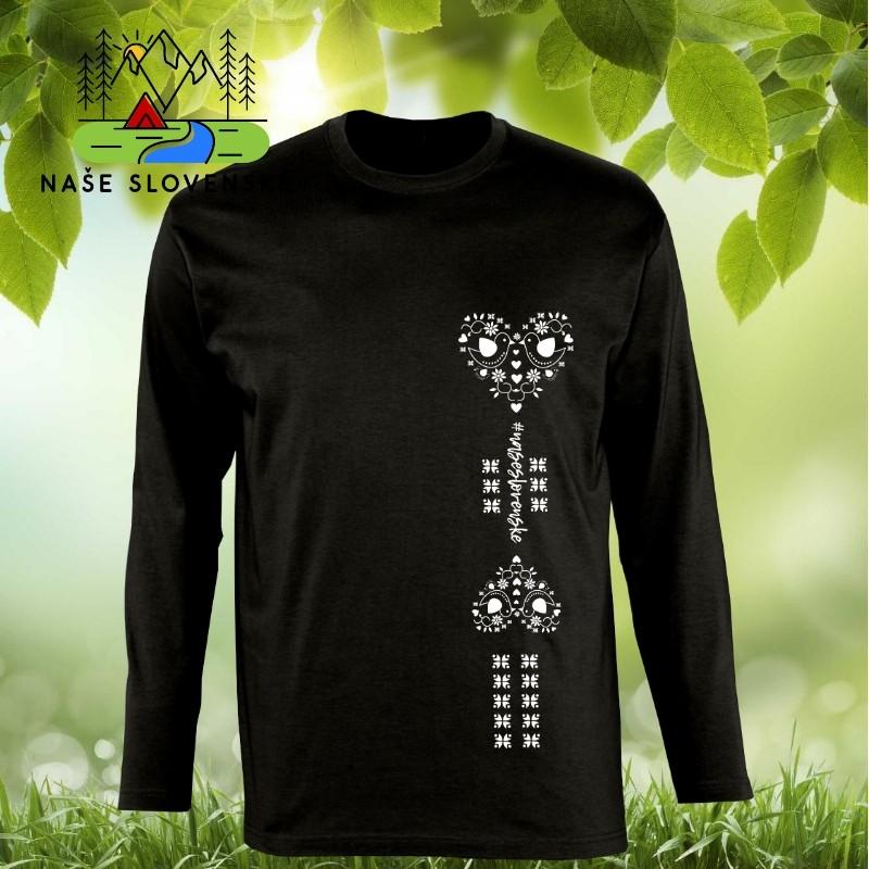 a838bb938f4e tričko od slovenských tvorcov s motívom naše slovenské