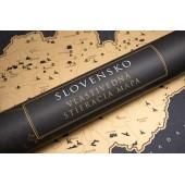 Stieracia mapa Slovenska