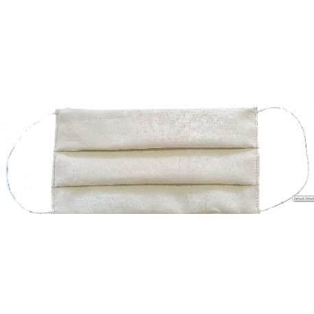 Rúško obdĺžnik biele bez potlače